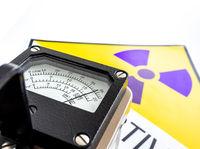 Radiation measurement with radiation survey meter, Hand-held radiation survey instrument detecting
