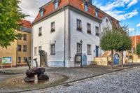 Rathaus Ermsleben Stadt Falkenstein Harz
