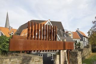Steinhagentor in Hattingen, NRW, Deutschland