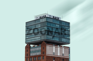 BASF Services Europe GmbH office building in Berlin