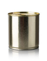 Closed tin can