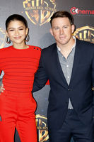 Zendaya and Channing Tatum