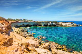 Island in the Mediterranean Sea