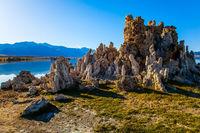 The lime-tuff towers Tufa