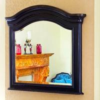 Interior in mirror