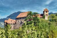Castel Roncolo near Bozen, South Tyrol