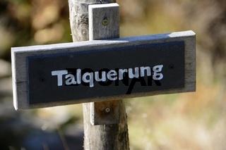 Talquerung | valley crossing