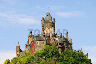 Cochem Reichsburg - Cochem Castle 02