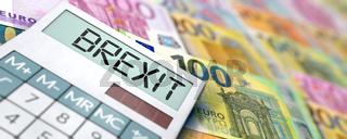 Brexit-Kosten