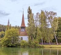 St. Magdalena Rheinau, Canton of Zurich, Switzerland