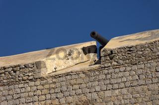 Kanone, Festung Eivissa