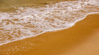 sandy beach shore line texture background