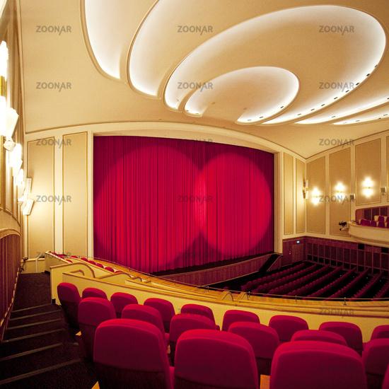 Cinema Lichtburg, Essen, Germany