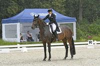 Finalqualification Horse Sport Dressage Nürnberger Burgpokal