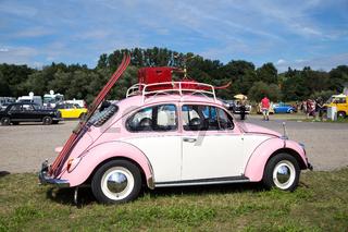 Volkswagen Kaefer Meeting in Celle, Germany