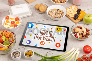 Healthy Tablet Pc compostion