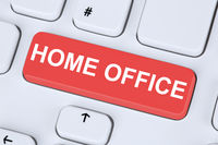 Home office work working Corona virus coronavirus healthy health computer keyboard