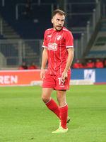 German footballer Furkan Kircicek Türkgücü Munich DFB 3rd league season 2020-21