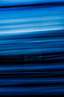 Technology brand abstract background, blue digital virtual reality backdrop design