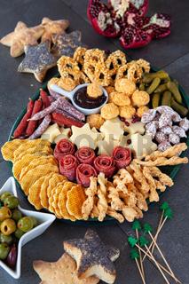 Herzhafte Snacks, Party Food