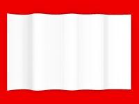 Wavy paper