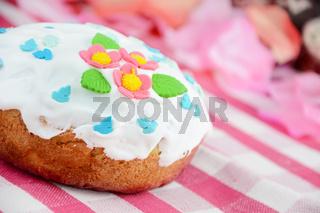 Sweet easter cake