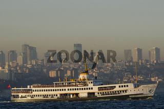 İstanbul Bosphorus Ferry, Turkey