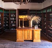 Wine factory in Lanzarote