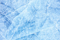 Blue background of Ice texture