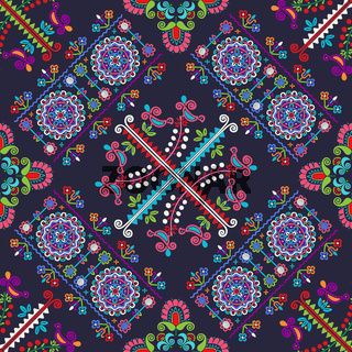 Hungarian embroidery pattern 67