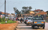 Auf den Straßen von Kampala, der Hauptstadt von Uganda | On the streets of Kampala, the capital of Uganda