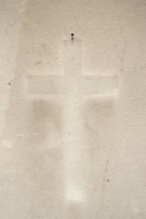 cross shaped mark