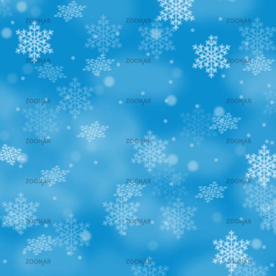 Weihnachten Hintergrund Weihnachtshintergrund Karte Weihnachtskarte Schnee Winter Quadrat Schneeflocken Textfreiraum Copyspace