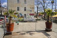 RAW party destination ,Friedrichshain, Berlin, Germany
