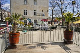 RAW Gelaende, Friedrichshain, Berlin, Deutschland
