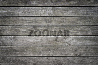 Rustic wood planks background with nice vignette