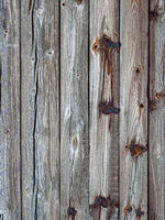 Vertical wooden planks to use as background
