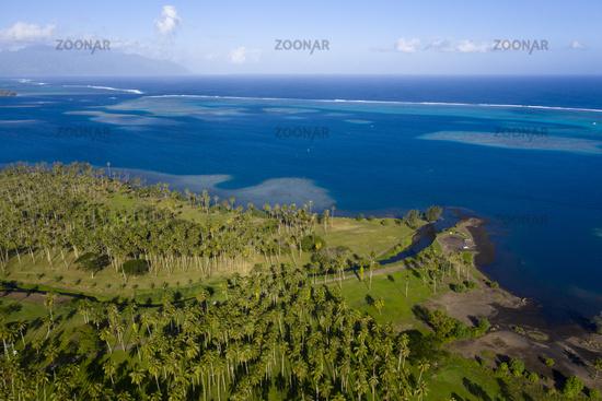 Atimaono, Tahiti, Franzoesisch-Polynesien
