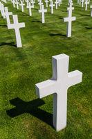 American memorial cemetery of World War II in Luxembourg