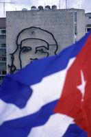 CUBA HAVANA CHE GUEVARA PLAZA REVOLUCION