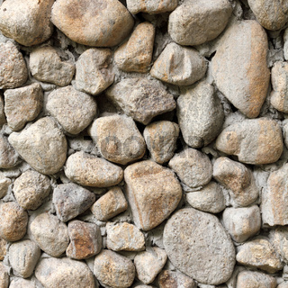 Texture of stone wall