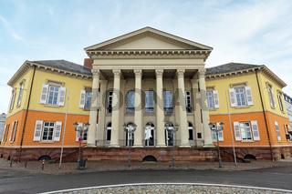 Markgräfliches Palais am Rondellplatz in Karlsruhe, Baden-Württemberg, Deutschland