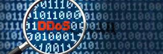 DDoS-Attacke