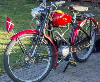 Motorrad in Dänemark