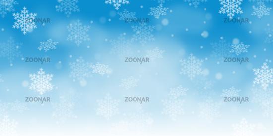 Weihnachten Karte Weihnachtskarte Hintergrund Schnee Winter Dekoration Banner Schneeflocke Textfreiraum Copyspace
