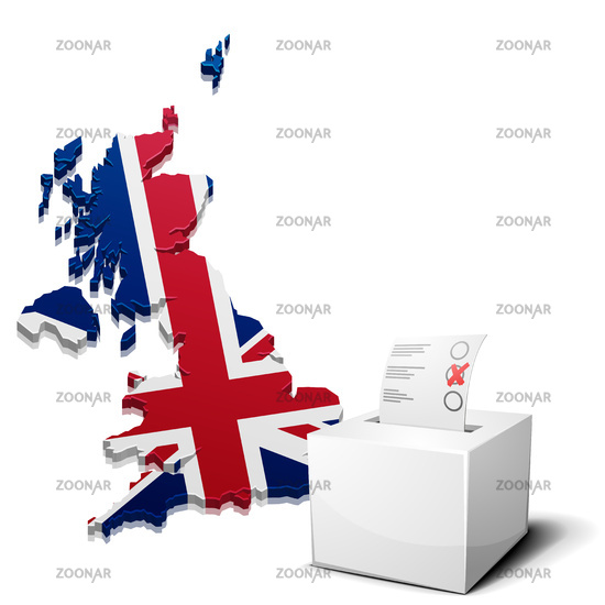 ballot box Great Britain