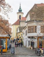 Gorog Street - Szentendre