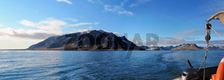 Alkhornet, Spitsbergen