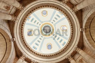 Dome of Manitoba Legislative Building