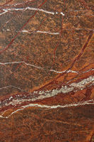 Abstract brown marble stone textured background.
